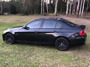 2007 BMW E90 320i Auto Sedan Kellyville The Hills District Preview
