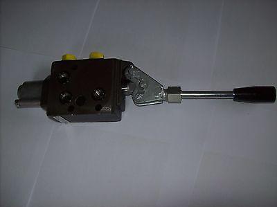 Hydraulik Steuergerät Doppelwirkend DW-  Schwimmstellung SB1 für IHC-Case