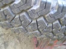 Toyota Land Cruiser   7.50 x16 tyre  -Dunlop Road Gripper Samford Valley Brisbane North West Preview