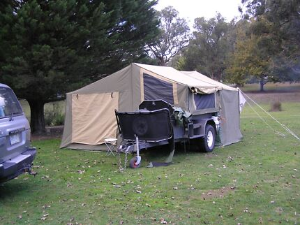 Off Road Tambo Camper Trailer Thomastown Whittlesea Area Preview