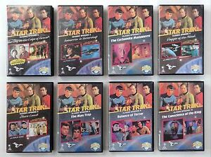 Classic Star Trek on VHS Tape Robina Gold Coast South Preview