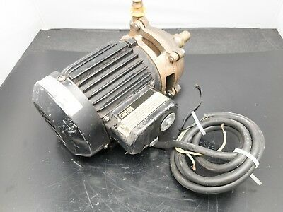 Teel 3p736 Pump 18 Hp 115v Motor