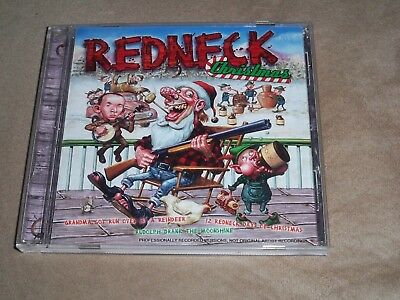 Redneck Christmas CD Performed by The Front Porch Jam Band, BCI Music  41348-2 ()