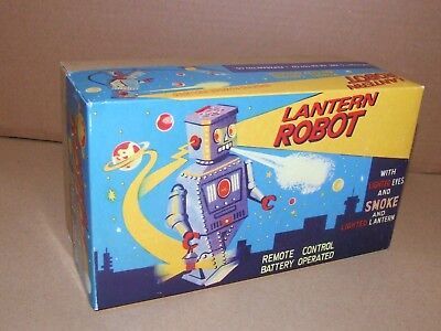 Ha Ha Lantern Robot - Masudaya  for sale  Telford