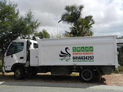 SWANN RUBBISH REMOVAL West Perth Perth City Preview