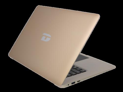 "Direkt-Tek DTLAPC14-1-GD 14"" Laptop Intel Atom 4 GB RAM 32GB storage Win 10,Gold"