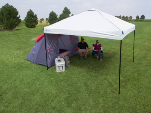 Ozark Trail ConnecTent 4-Person Canopy Tent,Straight-leg Canopy Sold Separately