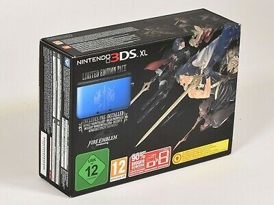 Nintendo 3DS XL,Limited Edition Pack - Fire Emblem Awakening,neu/versiegelt,OVP
