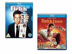 Fletch / Fletch Lives - Blu ray NEW & SEALED - Chevy Chase