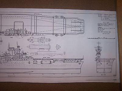 USS WASP ship boat model boat plan