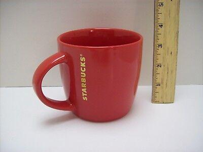 7 Ounce Tall Teacup - 2017 Starbucks Coffee Cocoa Mug Red Mug 14 Oz Coffee Mug Tea Cup 3 7/8