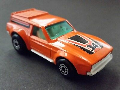 VINTAGE Matchbox Superfast Vantastic No. 34 Made in England 1975 Lesney Products