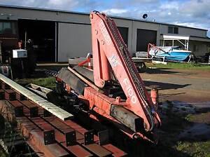 truck crane Cowra Cowra Area Preview