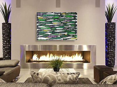 Large Original Abstract Acrylic Painting 31 x 44, Huge, Modern, by D.M. Grimes