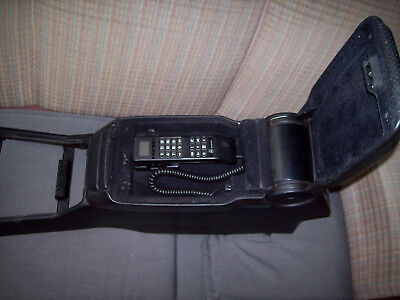 Mercedes W140 C140 Autotelefon Telefon Telefonkonsole 0008209635 0008200651