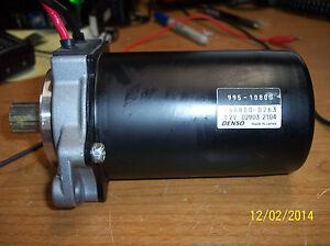 Denso 12 Volt Dc Motor
