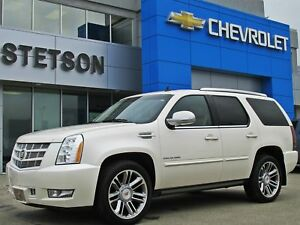 2013 Cadillac Escalade 6.2L Premium Luxury Mag Ride Nav DVD
