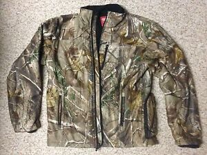 Milwaukee Heated Camo Jacket