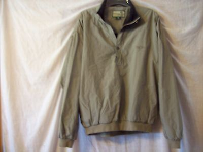 MENS DOCKERS GOLF OUTERWEAR  PULLON SIZE MT