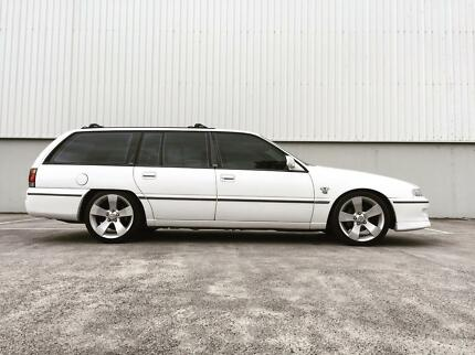 For sale or swap 1996 Holden Vs supercharged v6 acclaim wagon