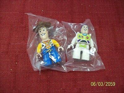 LEGO DUPLO Toy Story 4 Buzz and Woody Duplo figures only! Set 10894 Pixar Disney