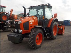 For Rent M6-111 Kubota Tractor $2000 per month