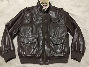 Leather Jacket- almost new