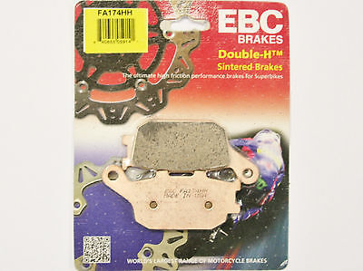 - EBC HH Rear Brake Pads Honda CBR600 F2 F3 F4 F4i FA174HH