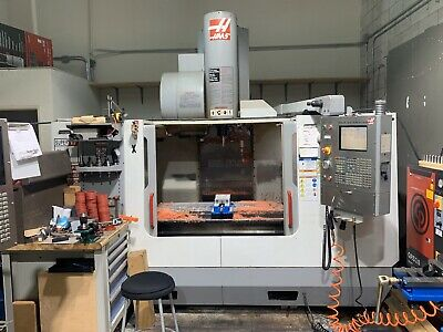 2006 Haas Vf-4ss Vertical Machining Center - Cnc Mill