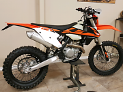 ktm 500 2018 only done 1000kms Adelaide CBD Adelaide City Preview