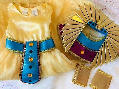 Egyptian Princess Costume (Egyptian Girls Costume)