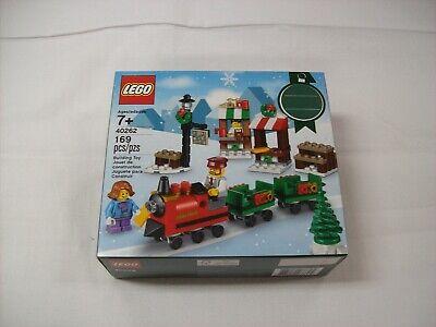 LEGO 40262 NEW Christmas Train Sealed Box