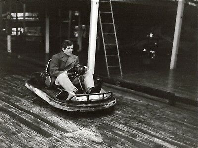 Heintje - Go-Kart - Vintage Foto de Prensa Foto Norbert Unfried (U-4684 segunda mano  Embacar hacia Spain