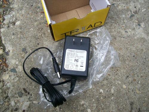 TRIAD MAGNETICS-WSU240-1000 AC-DC CONVERTER,EXTERNAL PLUG IN,24V 1A