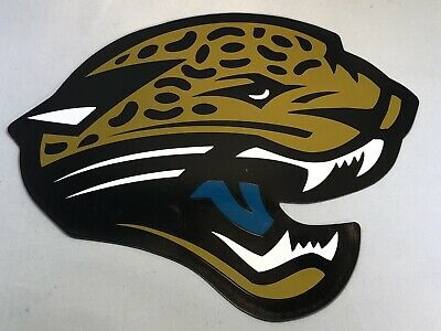 Fremont Die Nfl Car Magnets (NFL Licensed Fremont Die Jacksonville Jaguars Car Magnet Decal)
