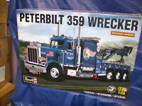 2019 Release 1//25 Battery Box+ Frame Components-Tanks Peterbilt 359 Wrecker