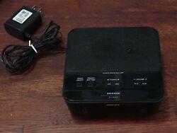 Philips AJ3116M/37 Digital Tuning Alarm Clock & Fm Radio - Black, MISS COVER FOR