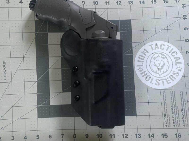 Tr50 Kydex Holster Black (Molle Clips)