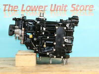 23 Hour Old Evinrude ETec 15 25 30HP Complete Long Block Powerhead VIDEO