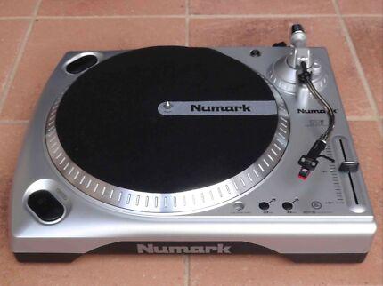Numark USB Turntable - Near New Robina Gold Coast South Preview