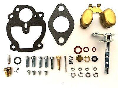 Case S Series Tractor Carburetor Repair Kit Zenith Carburetor 9667 W Float