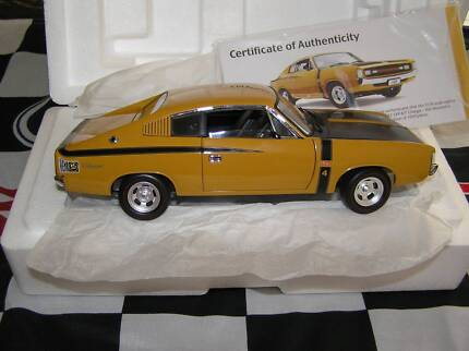 R/T E49  1972 Bathurst Charger - Hot Mustard - only 1000 made