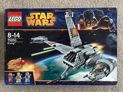 Lego Star Wars 75050 B-WING - New In Sealed Box - FREE P&P!!