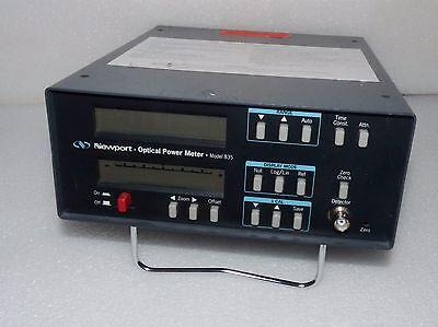 Newport 835 Laser Pico-watt Digital Optical Power Meter