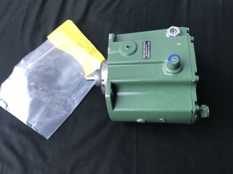 Woodward 8516-038 Mechanical Turbine Governor TG-13 REBUILT NEW FREE SHIPPING!!!