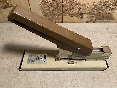 Vintage Acco 131 Heavy Duty Industrial Desk Stapler