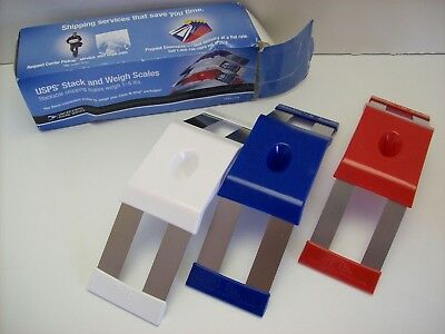 Usps Stack And Weigh Scales Affordable Economical Budget Starter Kit 1-6 Pounds