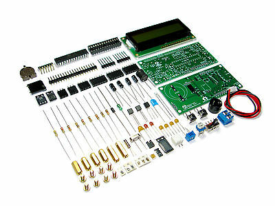 Compatible With Arduino Ide Dosimeter Diy Geiger Counter Kit Wlcd And Sd Logger