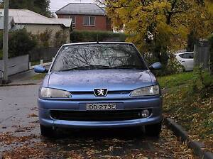 Fun French Hatch! Blue 2000 Peugeot 306 5sp Manual MUST SELL!!! Launceston Launceston Area Preview