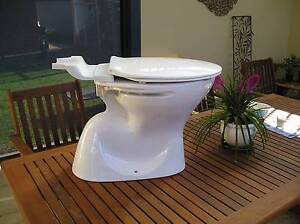 Fowler toilet bowl and toilet seat Mordialloc Kingston Area Preview